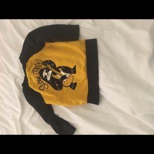 Slow Jam Sloth Sweatshirt 2t